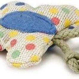 Textiel kattenspeeltje