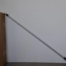 Schepnetsteel alu. 2m (telescoop)