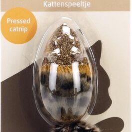 Kattenspeeltje Catnip muis