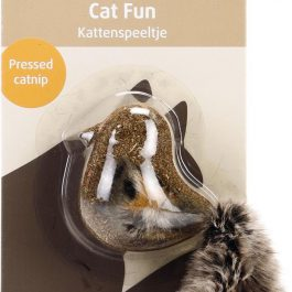 Kattenspeeltje Catnip vogel