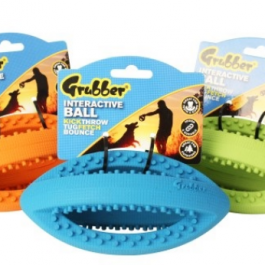 Grubber Rugby mini