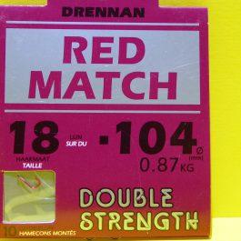 Dre: Red match