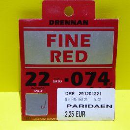 Dre: Red fine