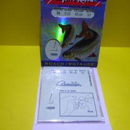 Gamakatsu 1050N Voorn/Roach 45 cm
