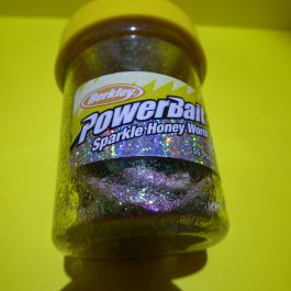 Powerbait: Sparkle honey worm natural