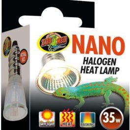 Nano halogen heat lamp 35 W