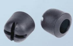 B/2 pole pots  (37 mm + 37 mm)