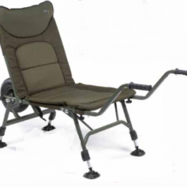 B-carp trolly: chair on wheel