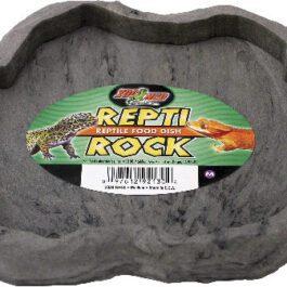 Repti Rock food dish med. 18.4 x 15 x 2.2 cm