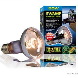 Lamp: Exo Swamp basking spot 50 W