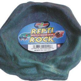 Repti Rock water dish SM 14 x 12.7 x 3.2 cm